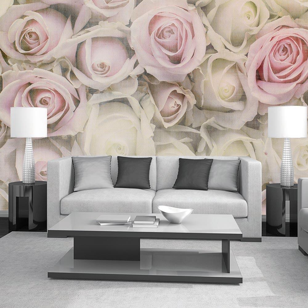 Фотообои элитные цветы