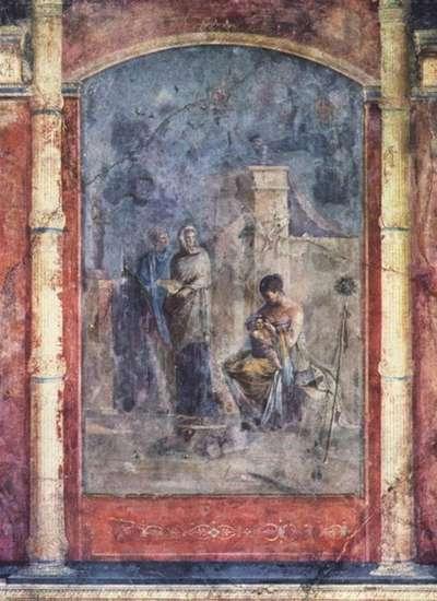 материалы для фреска возвращение одиссея репродукция быстро эффективно