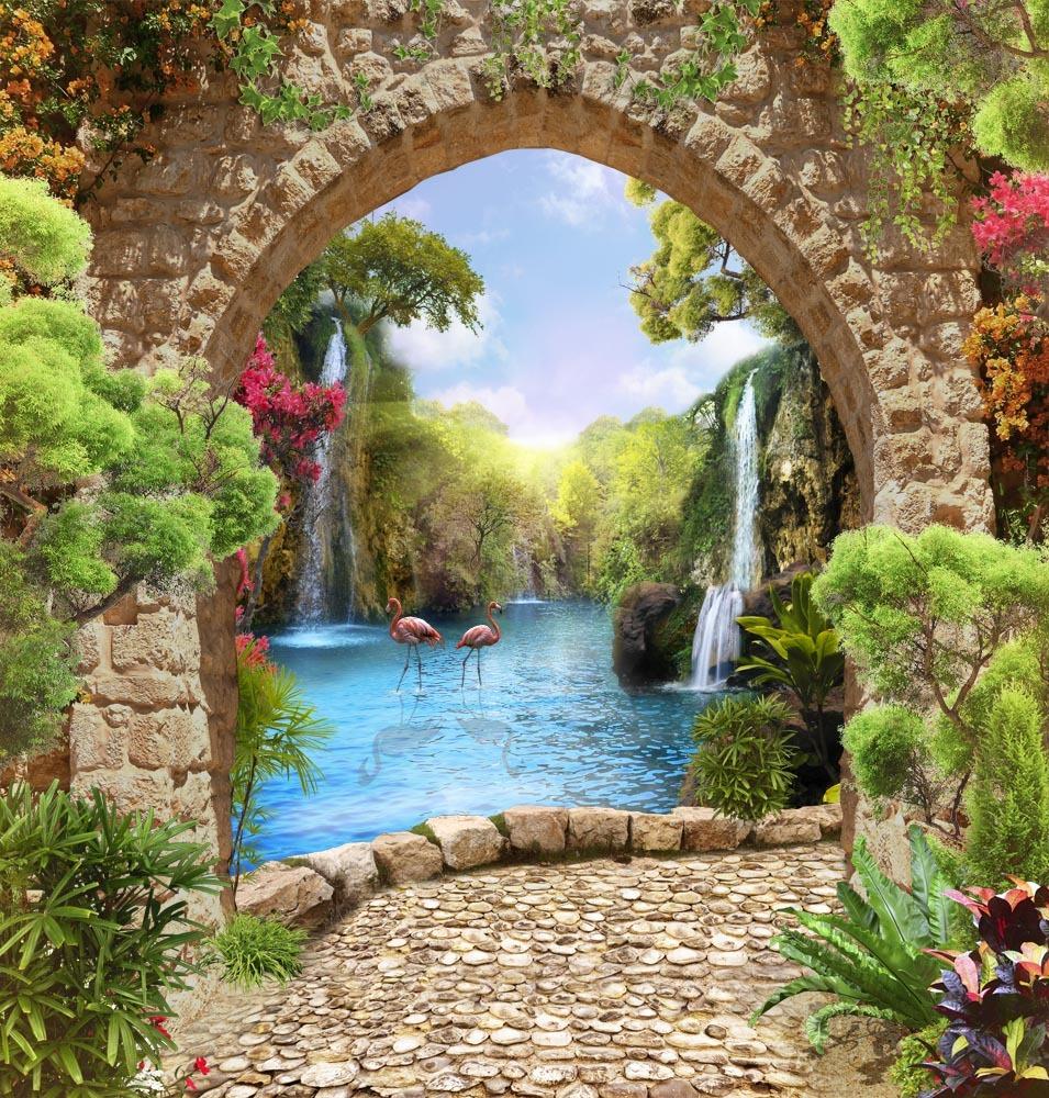 жестко картинки на стену природа и цветы правило, для декорирования
