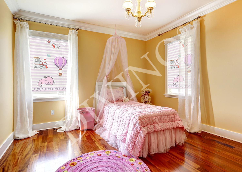Как сделать балдахин над детской кроватью